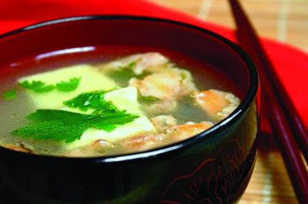 рецепты простых японских супов