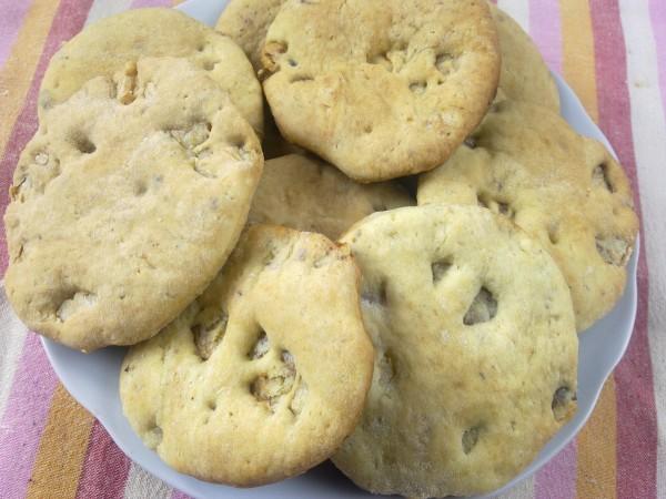 Печенье на сыворотке